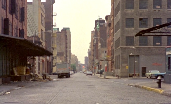 News from Home, Tribeca history, 1970s NYC