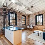 Soda Factory Lofts, 60 Berry Street, Williamsburg rentals, converted factory lofts