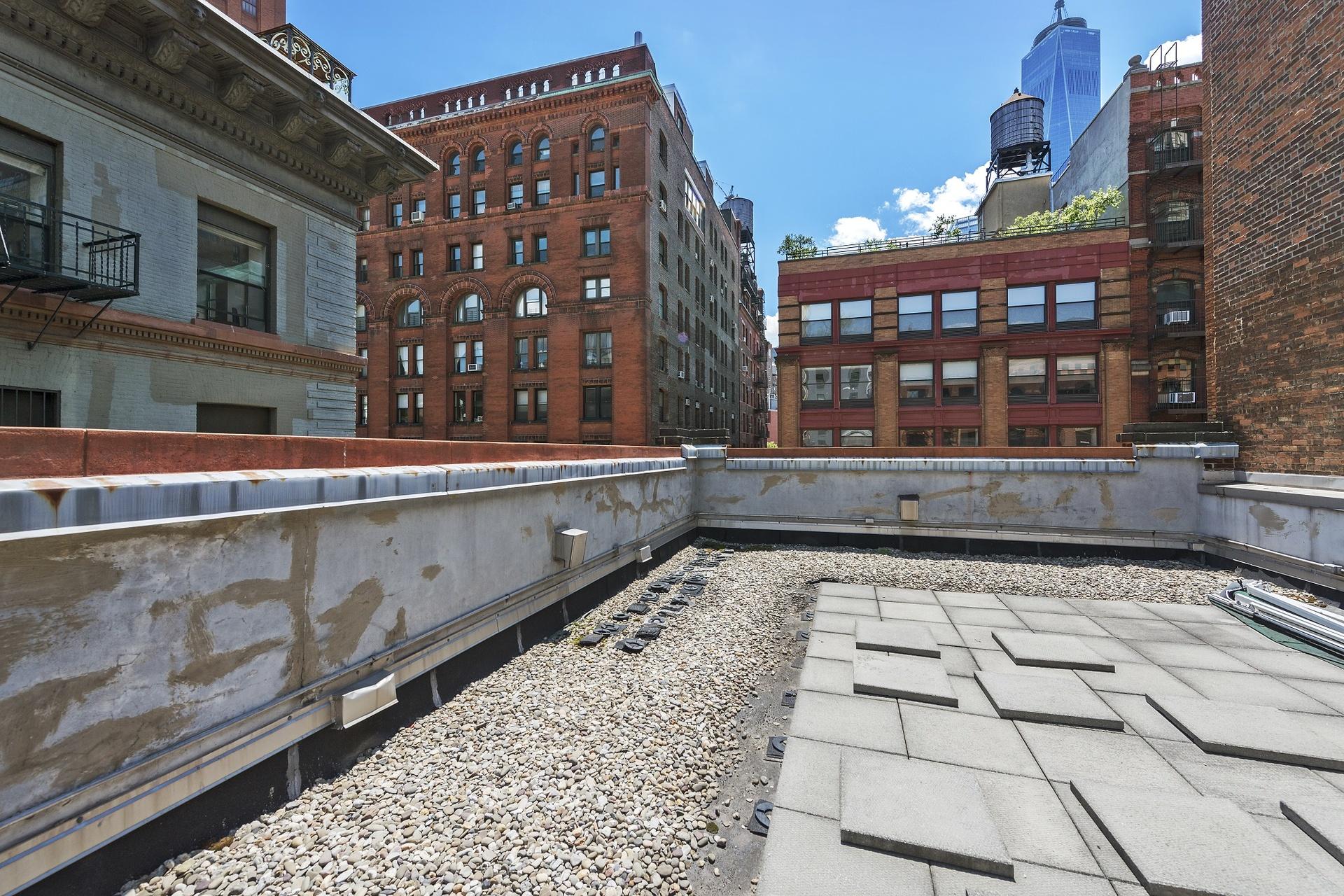 Staple Street Skybridge, 9 Jay Street, 67 Hudson Street, NYC skybridge, Tribeca real estate