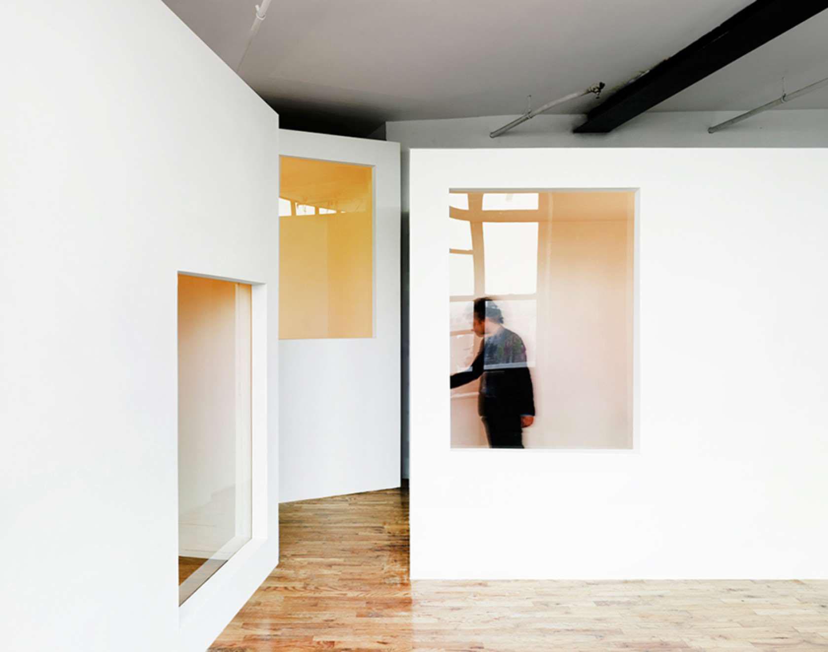 studio cadena transforms awkward 600 sq ft bushwick loft