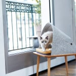 meyou, the cube, modern cat bed
