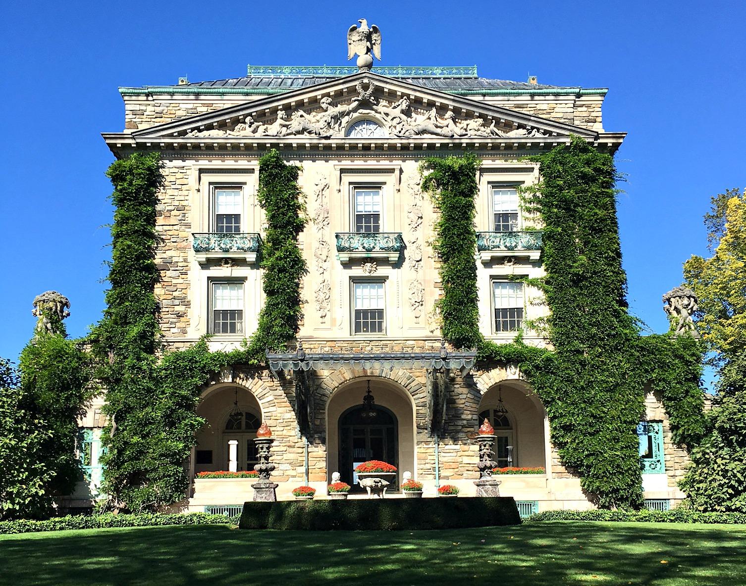 Kykuit, Rockefeller Estate, Tarrytown, Historic Hudson Valley