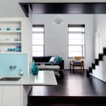 micro apartment upper west side, Specht Harpman, Huxley Somerville