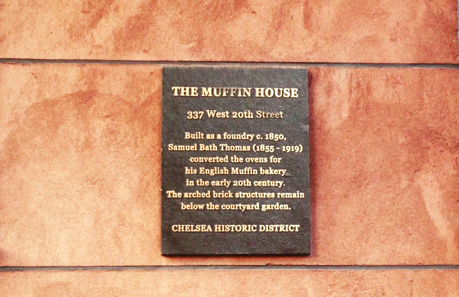 the muffin house nyc