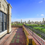 william randolph hearst, penthouses, 91 central park west