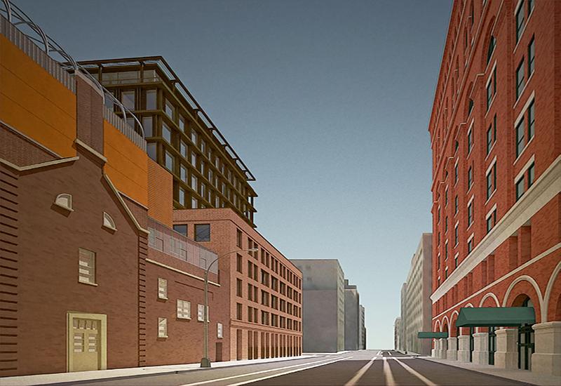 100 Barrow Street, Barry Rice Architects, St. Luke in the Fields, West Village (5)