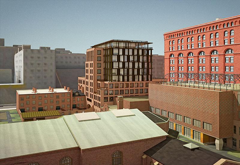 100 Barrow Street, Barry Rice Architects, St. Luke in the Fields, West Village (6)