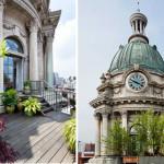 240 Centre Street, dome, penthouse, clocktower, police building