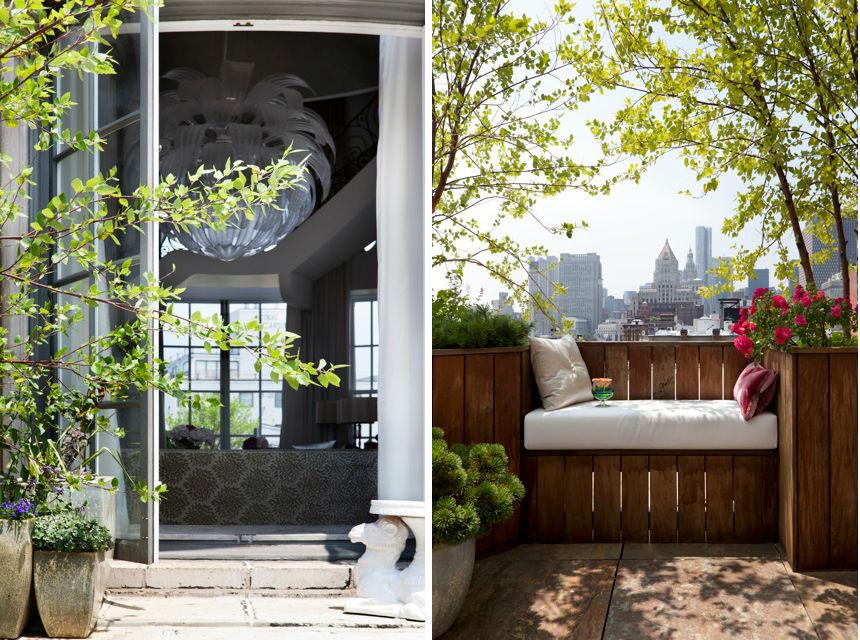 240 Centre Street, penthouse, dome, condo, nolita, patio