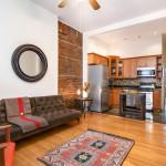 282 Sackett Street, living room, rental, brooklyn
