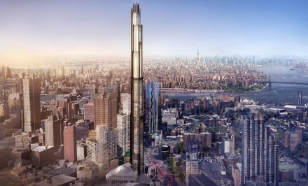 340 Flatbush Avenue Extension, SHoP Architects, tallest building in Brooklyn, NYC supertalls