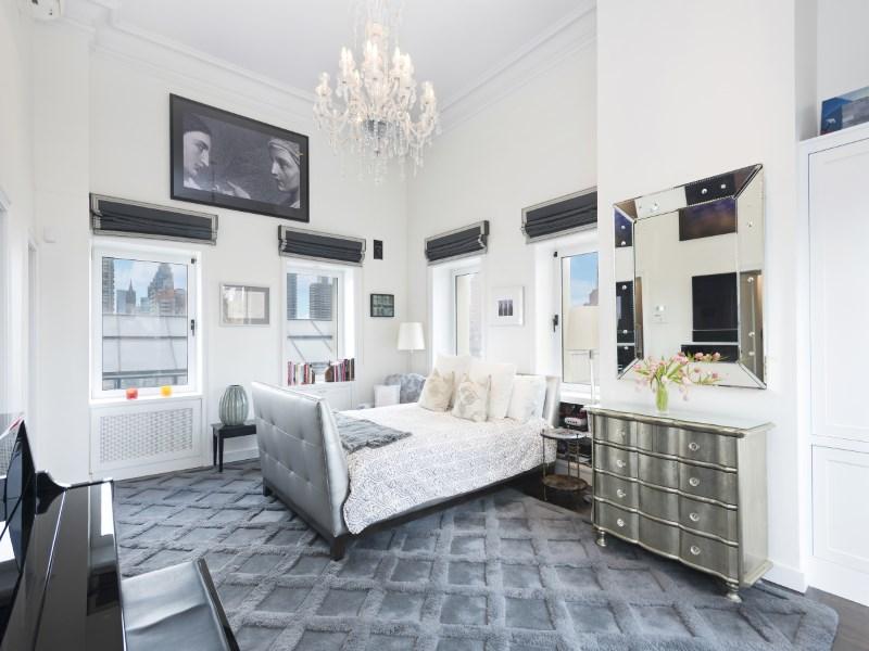 400 East 59th Street, bedroom, co-op, penthouse