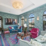 400 East 59th Street, living room, penthouse