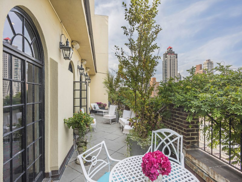 400 East 59th Street, roofdeck, patio, penthouse, co-op