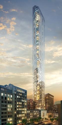 NYC Condos, Madison Square Park apartments, NYC developments, New York Skyscrapers, Kohn Pedersen Fox architecture