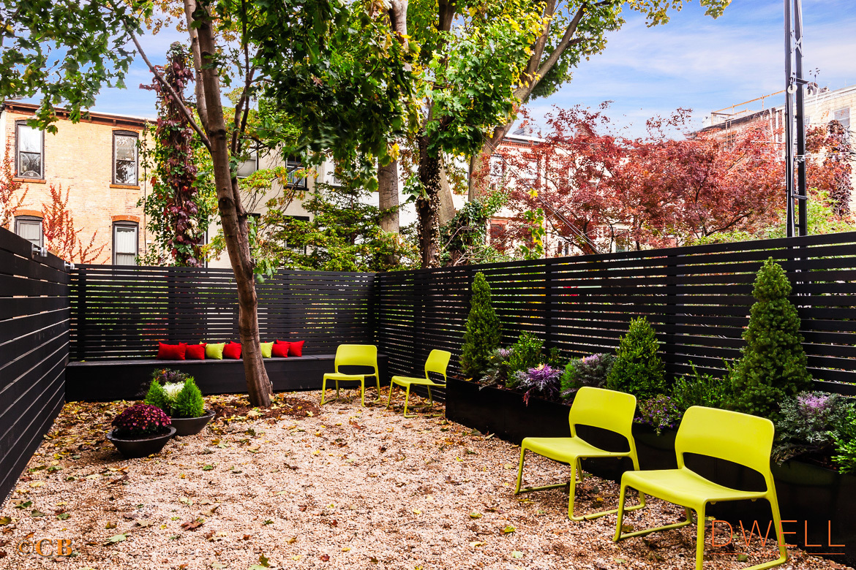 473 11th Street, park slope, renovation, backyard, garden, Red Top Architects