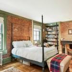5-7 Gay Street, bedroom, greenwich village, co-op