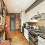 7 gay street, kitchen, co-op, rental, greenwich village