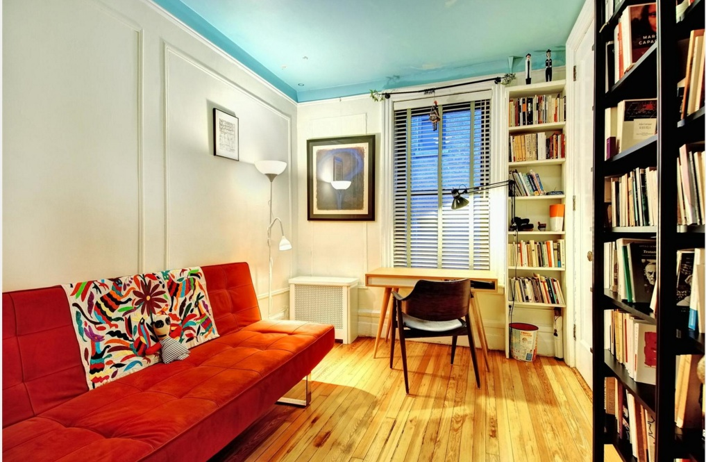 500 west 111th street-living room