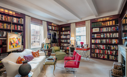 563 Park Avenue, cool listings, upper east side, manhattan co-op for sale, Nancy Novogrod, House and Garden, Travel and Leisure