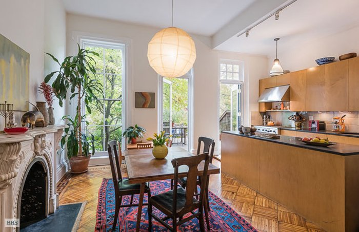 159 Prospect Place, Townhouse, Prospect Heights, Brooklyn townhouse rental, cool listings