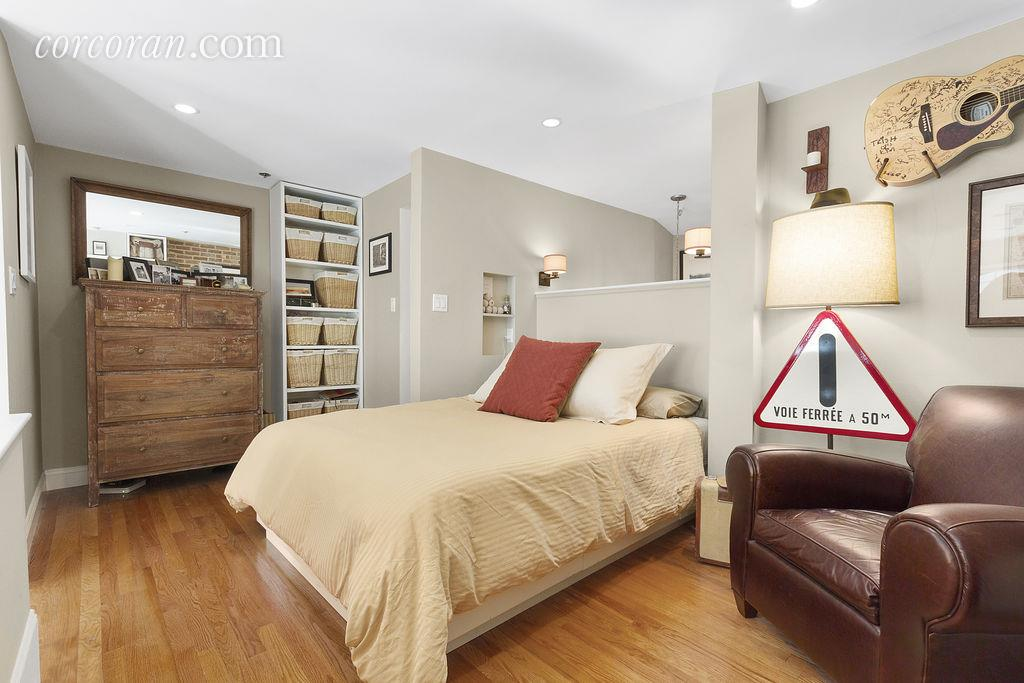 67 East 11th Street, sleeping loft, co-op, greenwich village