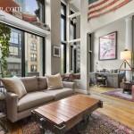 67 East 11th Street, Greenwich Village, cast iron, loft, co-op