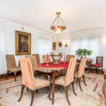 70 Greenway South, dining room, forest hills