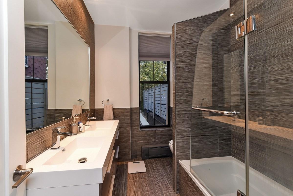 85 Hall Street, bathroom, clinton hill, renovation