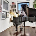 90 Franklin Street Piano