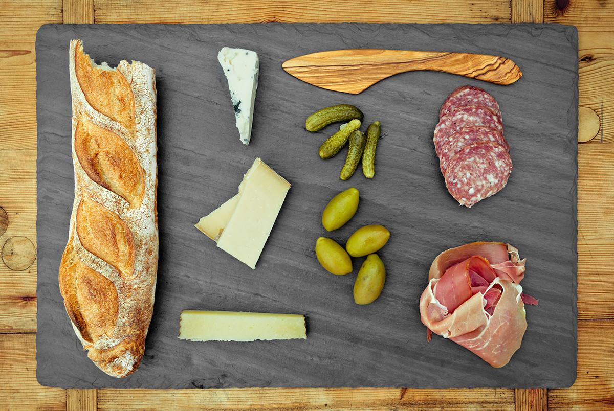 Brooklyn Slate, cheese board, slate cheese board