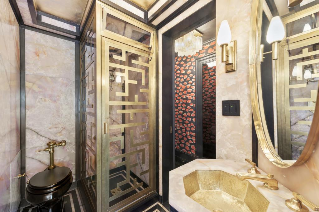 Cameron Diaz, NYC celebrity real estate, West Village real estate, Kelly Wearstler
