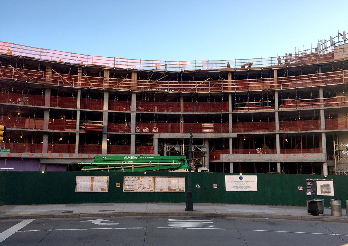 Circa, Site Plan, Artimus Construction, Central Park North, 2040 Frederick, 285 West 110th Street
