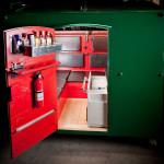 Gregory Kloehn dumpster-apartment brooklyn new york