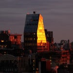 Manhattan Autumn Sunset, Skyline 35XV FXFowle 2