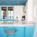 Michael Rubin Architects, chelsea pied a terre, chelsea interior design, mirrors in interior design