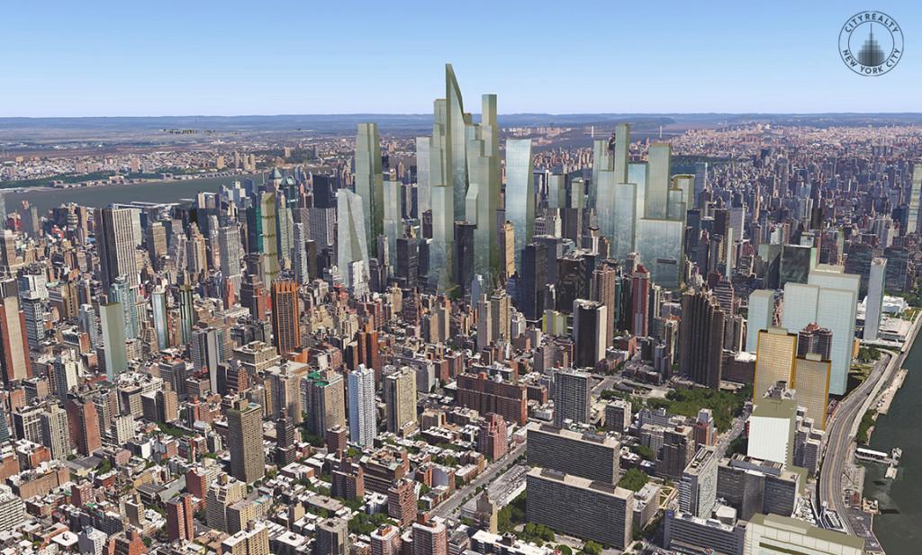 One Vanderbilt, KPF Midtown East, SL Greene, Rezoning, Supertall Skyscrapers (14)