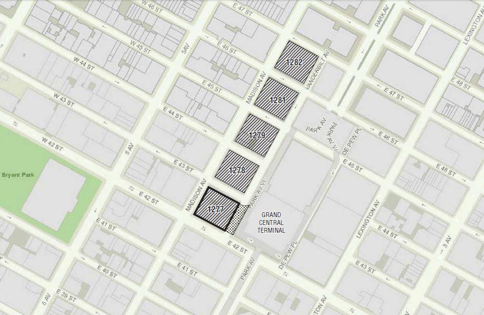 One Vanderbilt, KPF Midtown East, SL Greene, Rezoning, Supertall Skyscrapers (16)