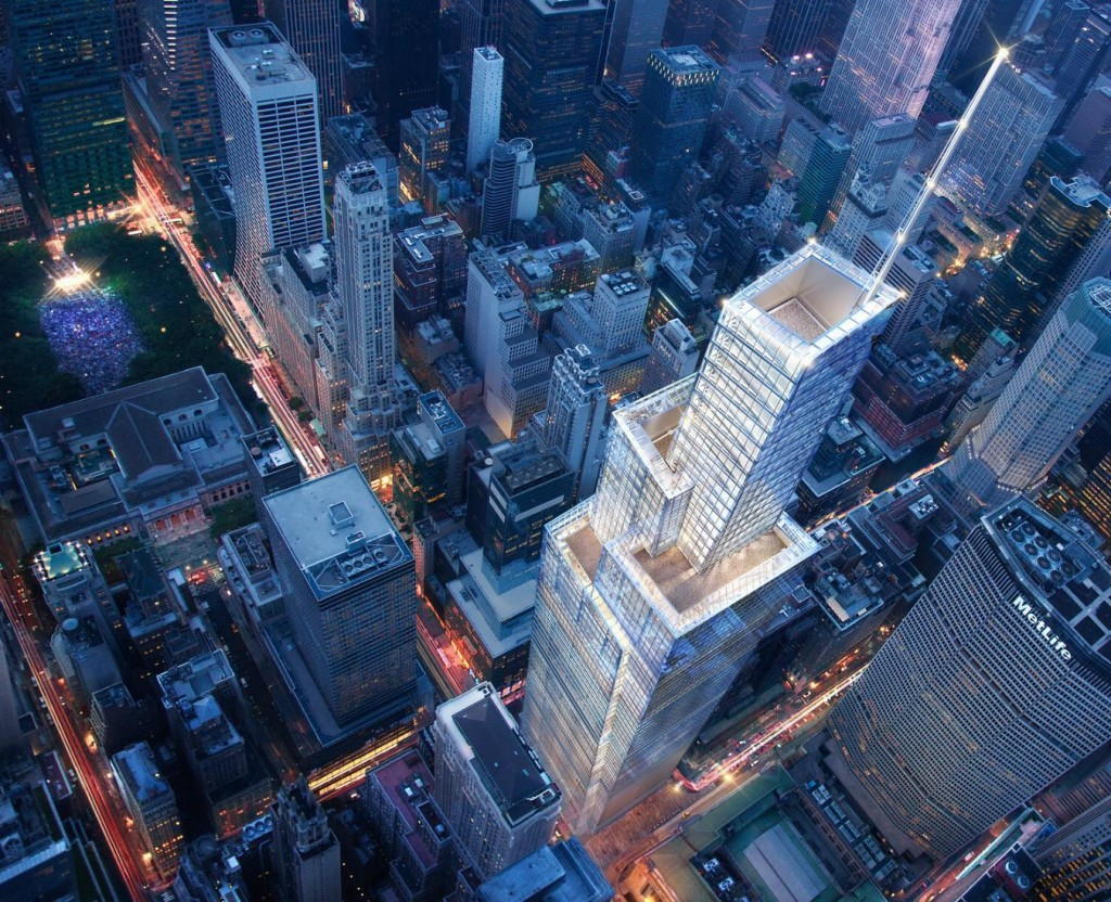 One Vanderbilt, KPF Midtown East, SL Greene, Rezoning, Supertall Skyscrapers (18)