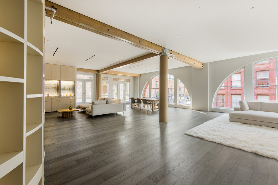 New York City Loft Apartment Rentals - Home Design - Mannahatta.Us