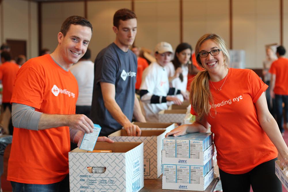 FeedingNYC, pernell brice, dream big foundation, new york volunteer organizations, new york feed the homeless organizations, food delivery for needy nyc
