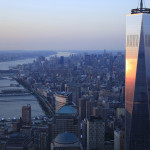 George Steinmetz, One World Trade Center, New York Air: The View From Above, National Geographic, NYC aerial photography,