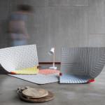 Sam Linders, Wobble-Up, transforming furniture