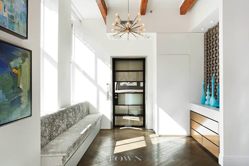104 Wooster Street, Cool Listing, Soho, Lofts, Loft for sale, Barry Levinson, Rain Man, Celebrities, manhattan loft for sale, interiors