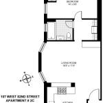 107 west 82nd street-floorplan