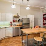 120 boerum place, kitchen, loft, duplex, skytrack condo, boerum hill