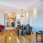 120 Central Park South, living room, berkeley house, co-op