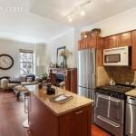 14 west 95th street, rental, kitchen, duplex apartment