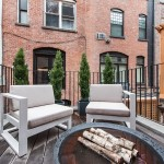 142 East End Avenue, patio, outdoor space, balcony
