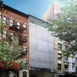 Chelsea residential, Chelsea townhouses, Ten Arquitectos, NYC townhouses